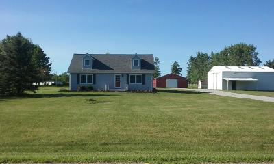 Orient Single Family Home For Sale: 4744 Zuber Road