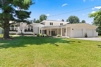 Hebron Single Family Home Contingent Finance And Inspect: 8100 Gale Road SW