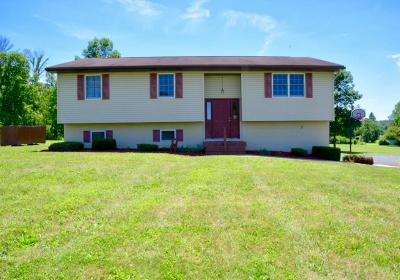 Nashport Single Family Home Contingent Finance And Inspect: 3440 Verndor Drive