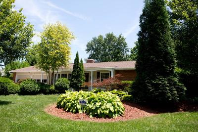 Columbus Single Family Home Contingent Finance And Inspect: 3884 Bickley Place