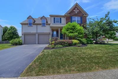 Hilliard Single Family Home For Sale: 5593 Jennybrook Lane