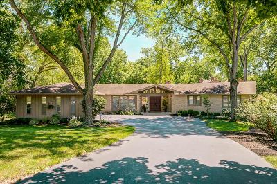Upper Arlington Single Family Home Contingent Finance And Inspect: 1157 Millcreek Lane