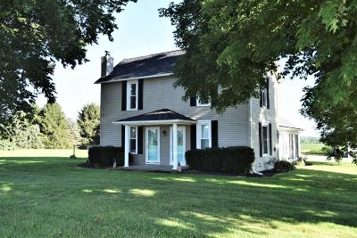 Pleasantville Single Family Home Contingent Finance And Inspect: 7085 Pleasantville Road NE