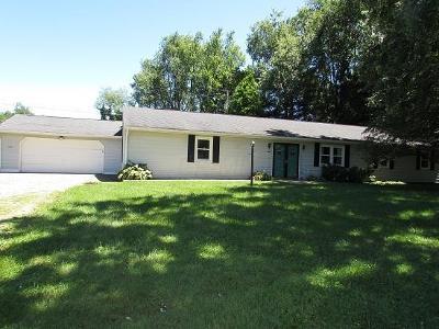 Newark Single Family Home For Sale: 1280 Dayton Road NE