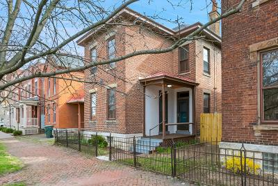 Single Family Home For Sale: 754 S Front Street