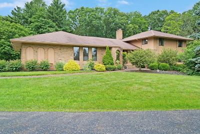 Westerville Single Family Home Contingent Finance And Inspect: 4553 Ravine Drive