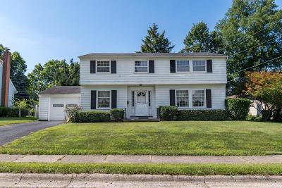 Reynoldsburg Single Family Home Contingent Finance And Inspect: 7715 Eastwood Street