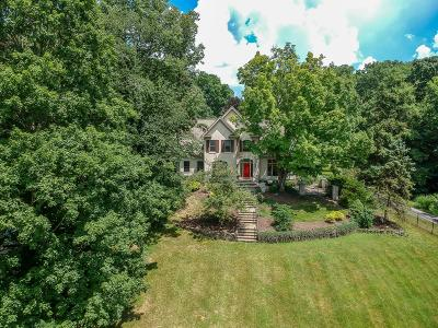 Columbus Single Family Home For Sale: 5124 Riverside Drive