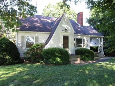Chillicothe OH Single Family Home For Sale: $119,900
