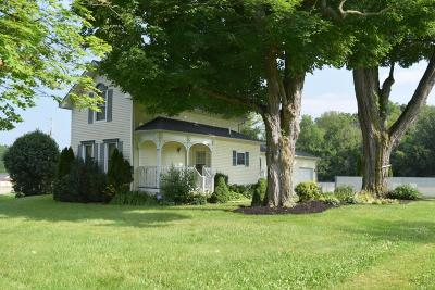 Newark Single Family Home For Sale: 7266 Marion Road