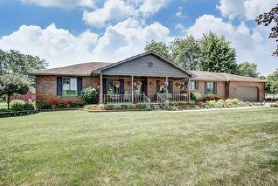 Lockbourne Single Family Home Contingent Finance And Inspect: 4479 State Route 762