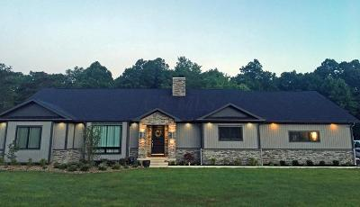 Pike County Single Family Home For Sale: 341 Cedar Hill Drive