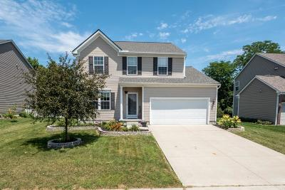 Grove City Single Family Home Contingent Finance And Inspect: 1560 Sapphire Drive