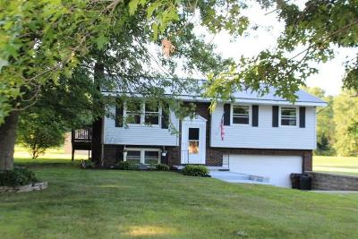 Centerburg Single Family Home For Sale: 1157 Eckard Road