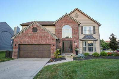 Canal Winchester Single Family Home For Sale: 7632 Crist Court