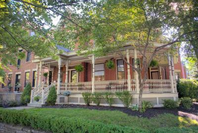 Columbus Single Family Home For Sale: 884 Neil Avenue