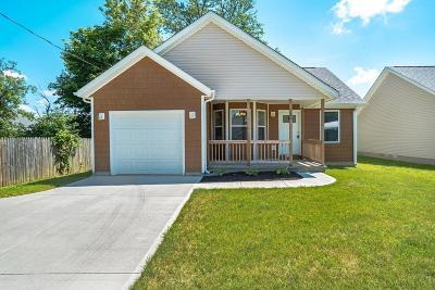 Buckeye Lake Single Family Home Contingent Finance And Inspect: 25 5th Street