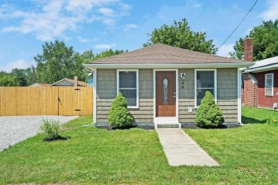 Buckeye Lake Single Family Home Contingent Finance And Inspect: 44 5th Street