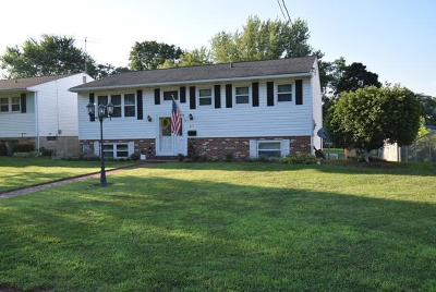 Lancaster Single Family Home Contingent Finance And Inspect: 813 Reese Avenue