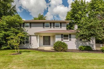 New Albany Single Family Home For Sale: 10937 Johnstown Road