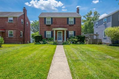 Columbus Single Family Home Sold: 2813 Bryden Road