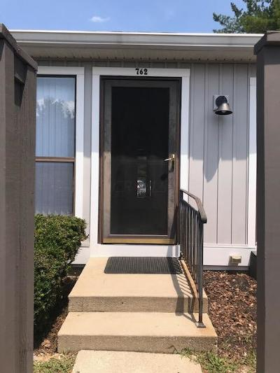 Worthington Condo Contingent Finance And Inspect: 762 Plant Drive #3-D