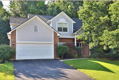 Gahanna Single Family Home For Sale: 770 Cherry Wood Place
