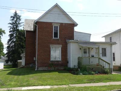 Mount Vernon Multi Family Home For Sale: 212 E Hamtramck Street