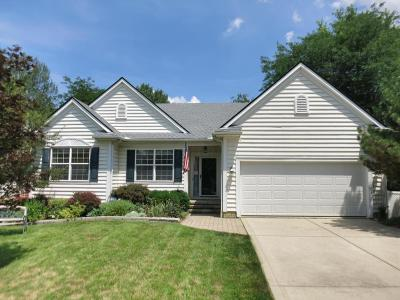 Westerville Single Family Home Contingent Finance And Inspect: 6416 Gossamer Court