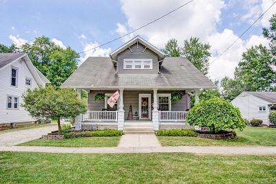 Union County Single Family Home Contingent Finance And Inspect: 115 Blaine Avenue