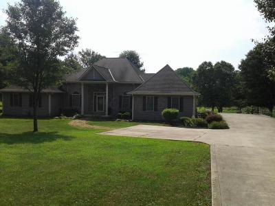 Carroll Single Family Home Contingent Finance And Inspect: 3411 Election House Road NW