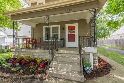 Bexley Single Family Home For Sale: 2372 E Livingston Avenue