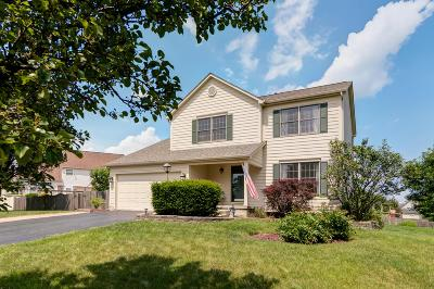 Westerville Single Family Home Contingent Finance And Inspect: 7415 Benderson Drive