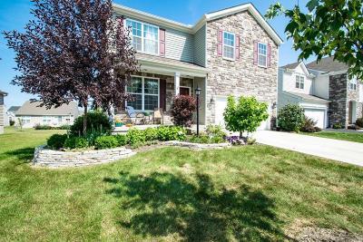 Sunbury Single Family Home For Sale: 625 Saffron Drive