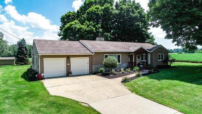 Single Family Home Contingent Finance And Inspect: 7473 Jersey Mill Road
