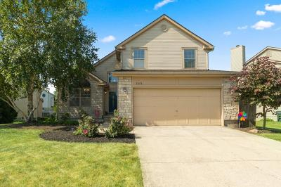 Single Family Home For Sale: 2375 Oakthorpe Drive