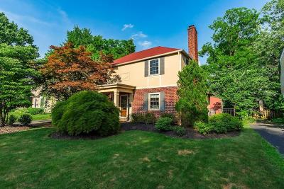 Upper Arlington Single Family Home For Sale: 1962 Glenn Avenue