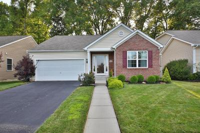 Westerville Single Family Home Contingent Finance And Inspect: 5659 Eagle Harbor Drive