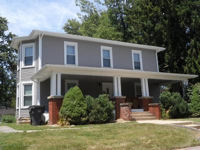 Sunbury Multi Family Home For Sale: 77 N Vernon Street