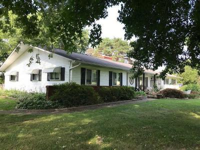Hebron Single Family Home For Sale: 4321 National Road SE