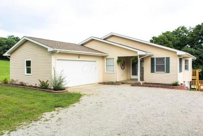 Lancaster Single Family Home Contingent Finance And Inspect: 2255 West Point Road SE
