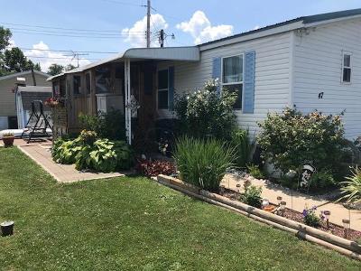 Lancaster Single Family Home For Sale: 1570 E. Main Street Lot 47