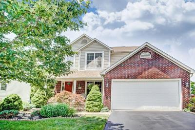 New Albany Single Family Home For Sale: 4623 Herb Garden Drive