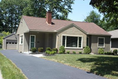 Columbus Single Family Home For Sale: 2242 Wickliffe Road