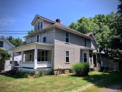 Delaware Multi Family Home Contingent Finance And Inspect: 76 N Liberty Street