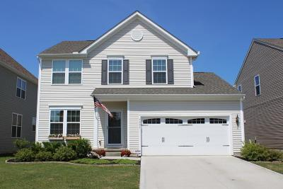Canal Winchester Single Family Home For Sale: 5593 Harvest Curve Lane