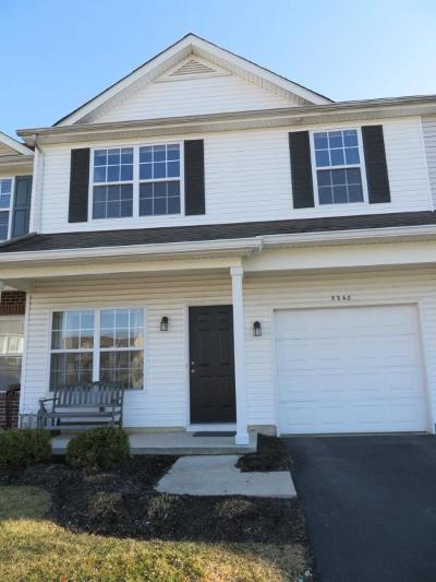 Westerville Condo Contingent Finance And Inspect: 5548 Brassie Circle #703