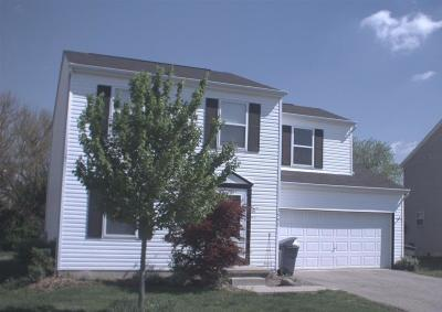 Single Family Home For Sale: 3557 Motts Place Court