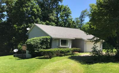 Thornville Single Family Home Contingent Finance And Inspect: 11761 National Road SE