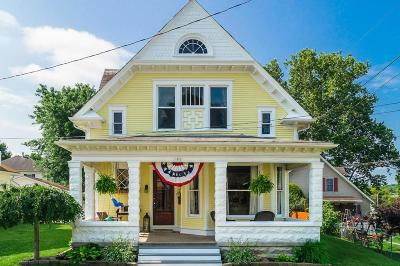 Utica Single Family Home Contingent Finance And Inspect: 130 Mill Street
